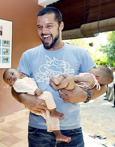 Ricky Martin-Ricky Martin Foundation