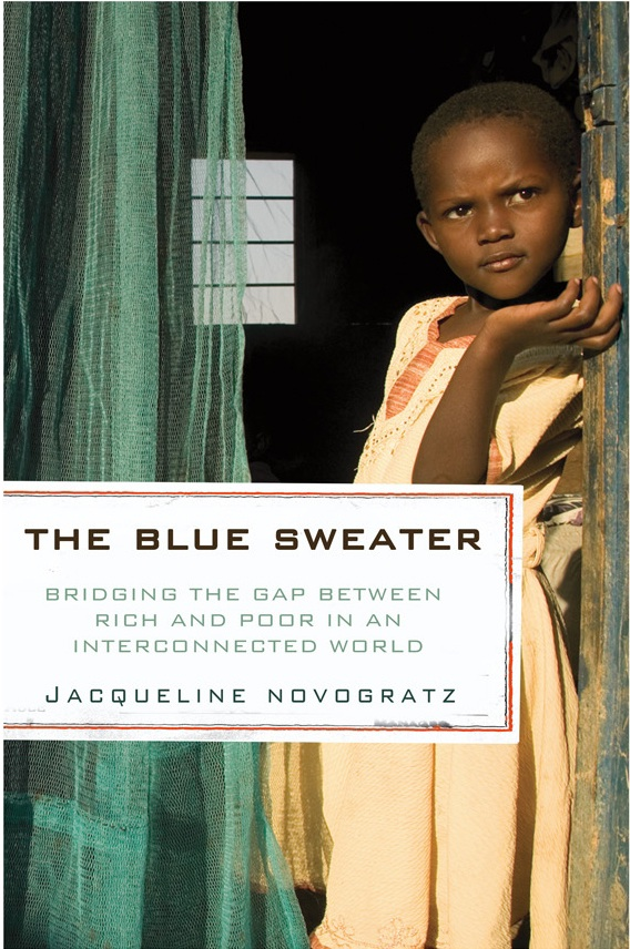 The Blue Sweater | Change by Doing