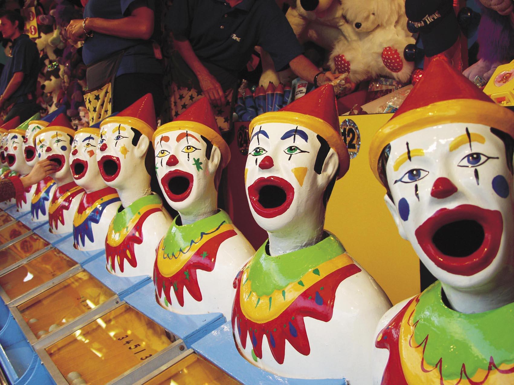 circus clowns - photo #36