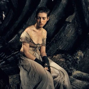 Hathaway as Fantine, Les Miserables