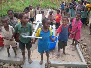 Chikhwaza Borehole, Malawi. Photo: Blue Planet Network