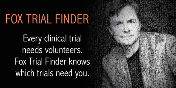 Michael J Fox Trial Finder
