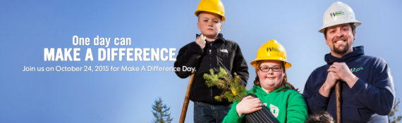 Image: MakeADifferenceDay.com